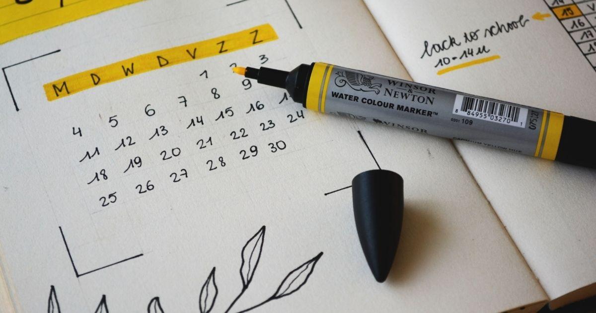 11月の新月(蠍座)カレンダーはいつ?